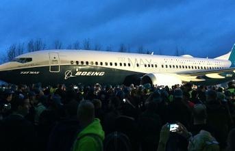 Boeing 737-8 Max'in Türk hava sahasındaki uçuşları durduruldu