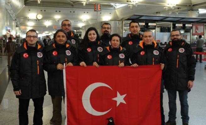 Antartika'da Türk Bayrağı Dalgalanacak