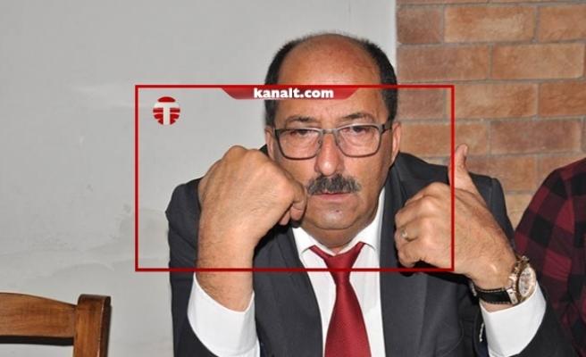 Arabacıoğlu görevden alınıyor Serdar Denktaş, Ömer Arabacıoğlu'nun görevden alınması kararını verdi