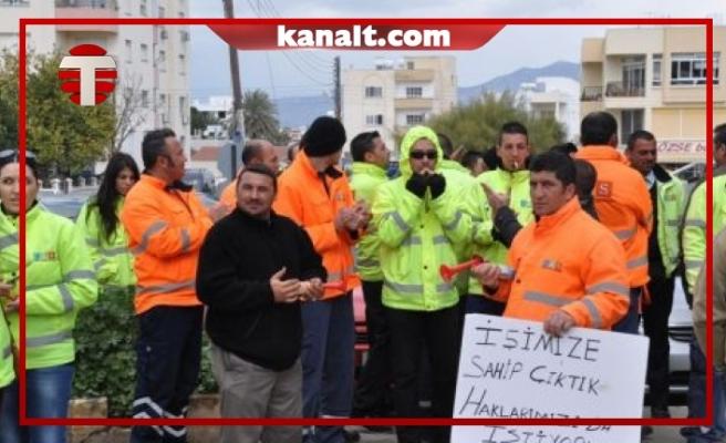 CAS ÇALIŞANLARINDAN YANIT GELDİ