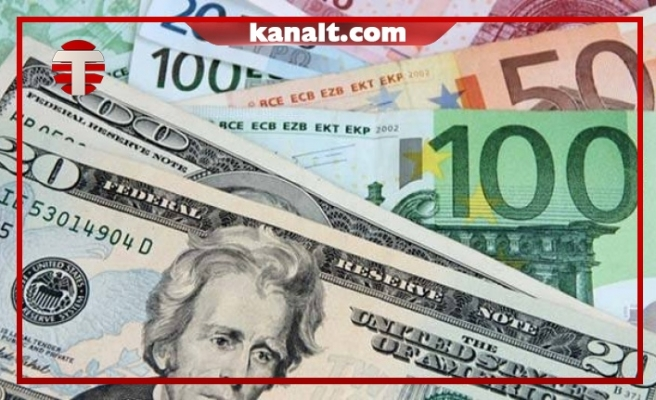 Dolar - euro kaç TL? Dolar kuru en son ne kadar oldu? Bankalararası piyasada döviz kurlarında son durum.