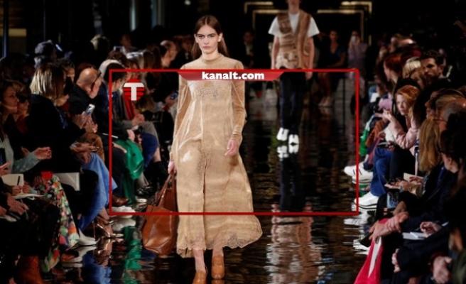 Paris'te Moda Rüzgarı Esti