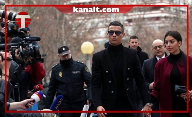 Ronaldo'ya 23 ay hapis ve 18.7 milyon euro para cezası