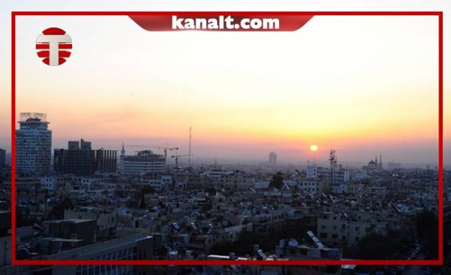 SANA: Şam'da Rusya Büyükelçiliği'nin bulunduğu bölgede bombalı saldırı