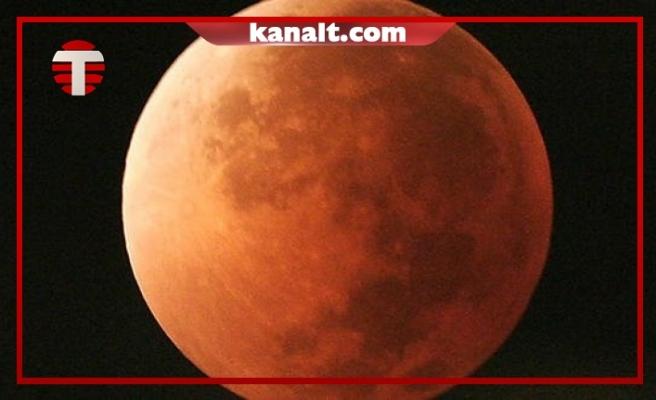 Tam Ay tutulması 21 Ocak'ta: Türkiye'de ancak yarısı izlenebilecek.