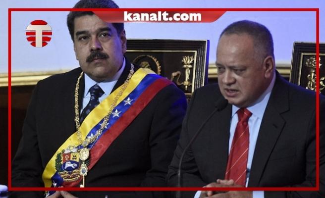 Venezüella'dan ABD'li diplomatlara uyarı: Terk etmezseniz elektrik ve gazınızı keseriz