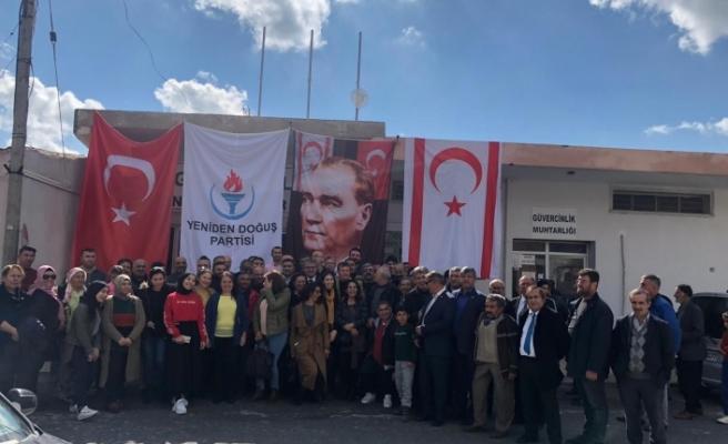 """Arıklı: """"Kıb-Tek Cumhuriyetiyle Mücadelede Hükümete Desteğimiz Tamdır"""""""