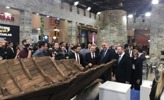 """Ataoğlu: """"Fuarların Kuzey Kıbrıs'a Olumlu Geri Dönüşümleri Bulunuyor"""""""