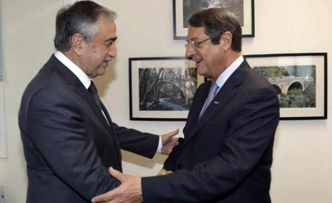 Cumhurbaşkanı Akıncı İle Anastasiadis 26 Şubat'ta Görüşüyor