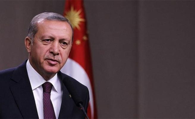 Erdoğan: Türkiye, ABD'nin Suriye'den çekileceği alanlarda terörle mücadele görevini devralmaya hazır