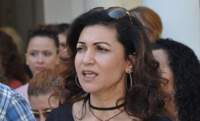 Eylem, Türkiye ve KKTC hükümetlerini çok sert ifadelerle eleştirdi