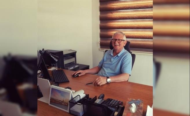 Kıb-Tek Yönetim Kurulu Başkanlığı'na Muharrem Saygılı Atandı