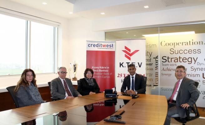 KTEV ve Creditwest İşbirliği Devam Ediyor