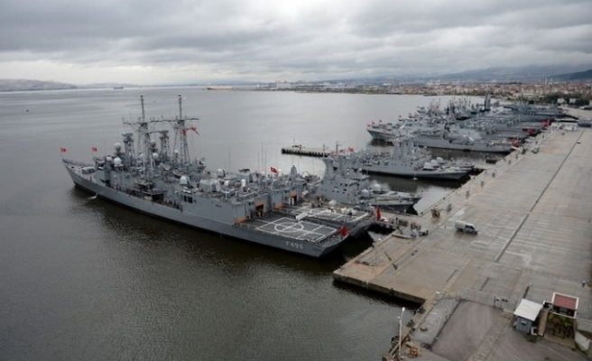 Türk Donanması, Mavi Vatan Tatbikatı'yla Dosta Güven, Düşmana Korku Verecek