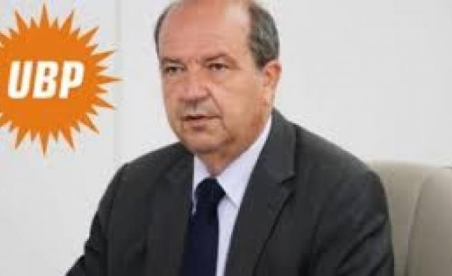UBP Lideri Tatar: Özersay bizim görüşlerimize çok yakın, Serdar Denktaş'ında öyle olması lazım ama  suspus!