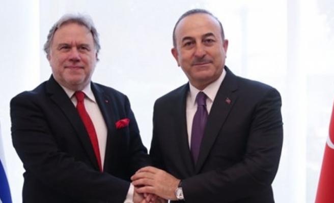 """""""Doğu Akdeniz'de Türkiye'nin de hakları var ve biz bunların farkındayız"""""""
