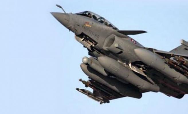 Fransız Hava Kuvvetleri Güney'de tatbikat düzenliyor