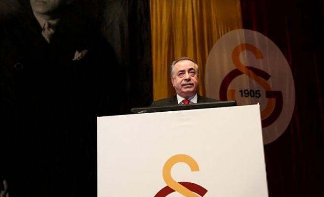 Galatasaray Başkanı Cengiz: Görevimizin başındayız