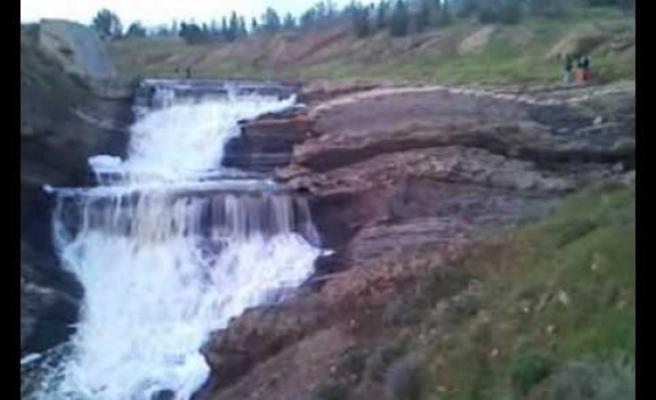 Gönyeli Barajı alarm veriyor!  Bekiroğlu: Her an sel baskını olabilir