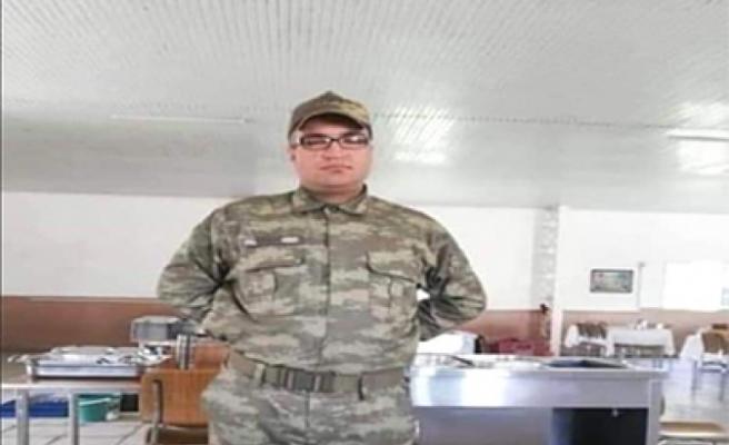 KKTC'de Vatani Görevini Yapan Erhan Erbek Hastanede Hayatını Kaybetti