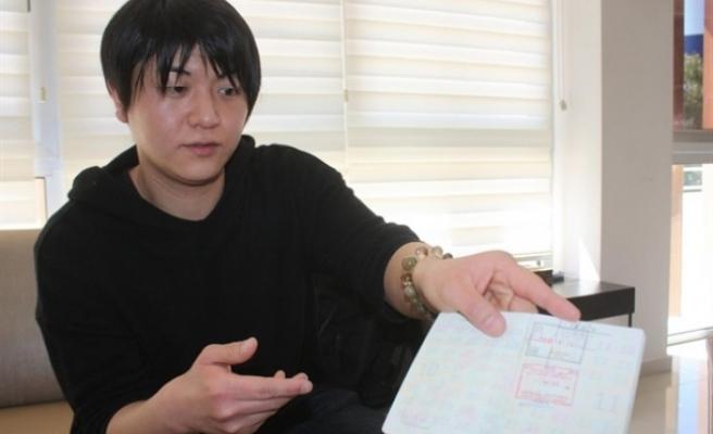 Rum Yönetimi, DAÜ İçin Gelen Japon Bilim Adamını Adaya Sokmadı