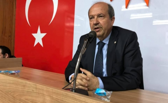 """Tatar: """"Biz proje ve icraat partisiyiz, laf partisi değil"""""""