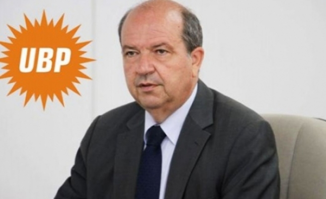 Tatar: UBP ''Plan, Proje, Yatırım Partisidir''