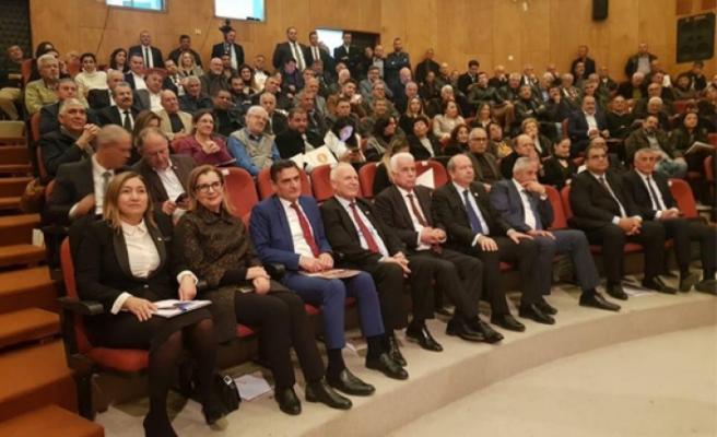 UBP Lefkoşa İlçe Toplantısı yapıldı...