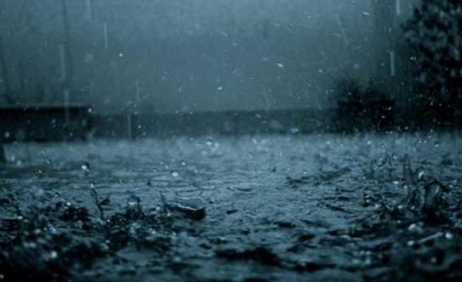Yarından İtibaren 4 Gün Sağanak Yağış Bekleniyor