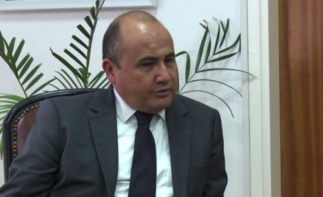 Büyükelçi Başçeri Kıbrıs Sorunu İle İlgili Konuştu