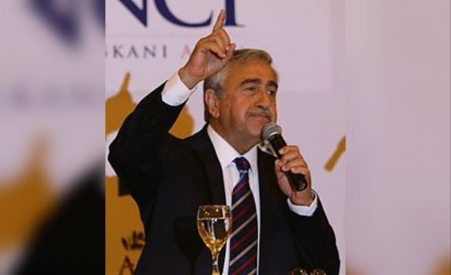 Cumhurbaşkanı Akıncı, Rum tarafının uzlaşmazlığı konusunda konuştu