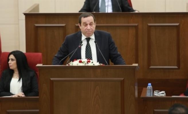 """Denktaş: """"Kıb-Tek'le Mahsuplaşma Yapıldı"""""""