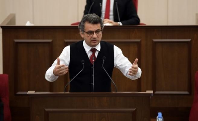 Erhürman: Türkiye ve Ortaklar Arasında Sıkıntı Yok