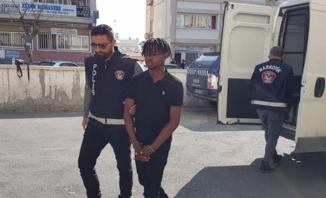 Gazimağusa'da Yapılan Aramada Uyuşturucu Çıktı