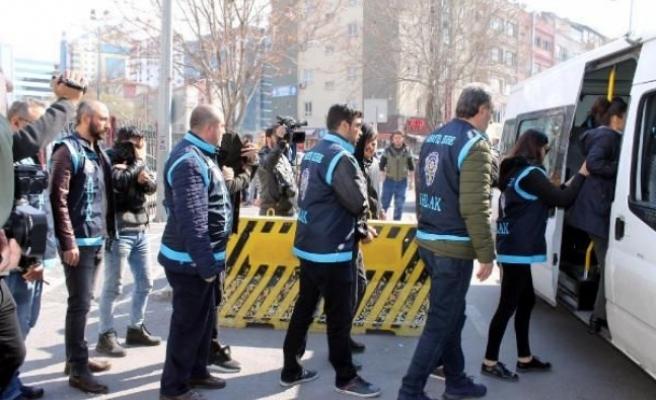 Kayseri'de swinger operasyonu: 8 gözaltı