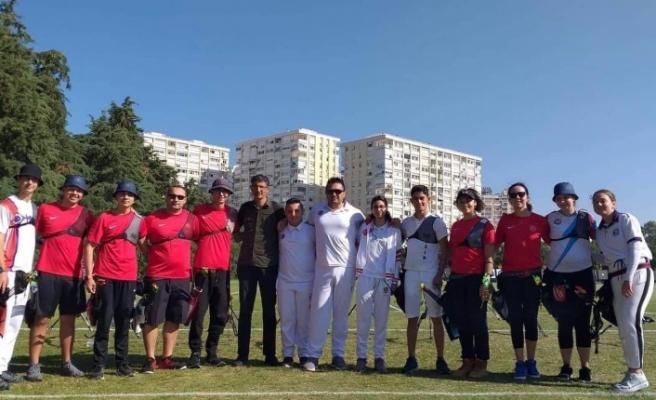 Milli Okçularımız Antalya'da.. İlk yarışma bugün...