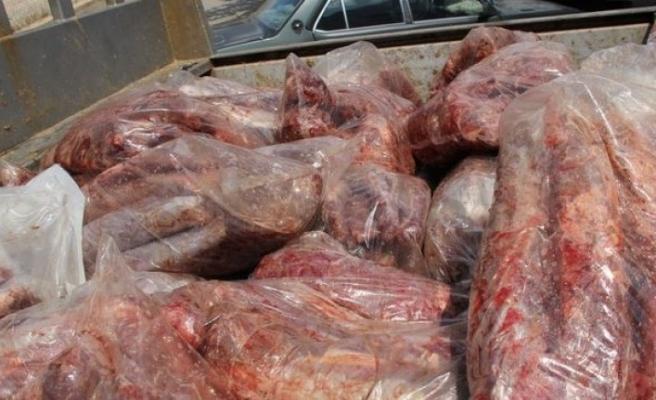 Polisten Et Kaçakçılarına Darbe