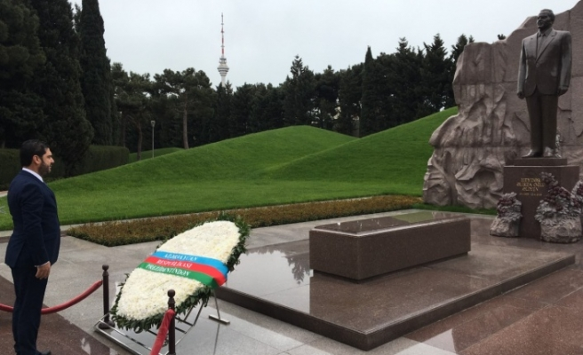 Savaşan: 58 ülke ile birlikte KKTC bayrağı Bakü'de dalgalanacak