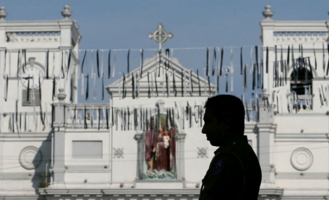 Sri Lankalı Bakan: Patlamalar Yeni Zelanda'daki cami saldırılarına misillemeydi