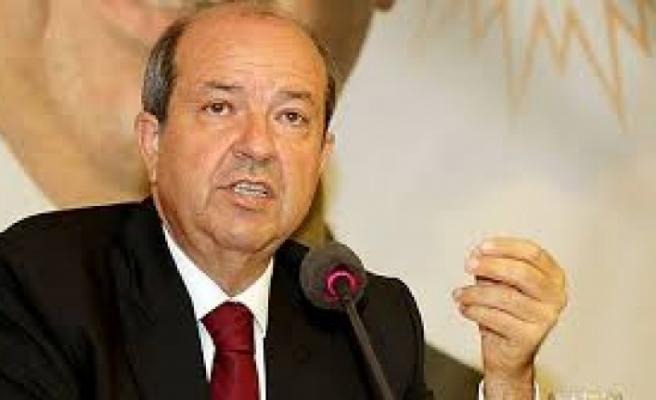Tatar: ''Guterres'in Raporu, Kıbrıs konusunun çözümüne en küçük bir katı sağlayamayacak''