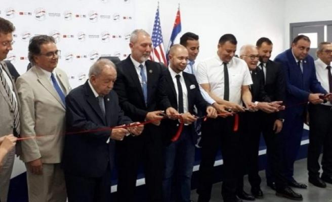 Amerikan Türk İş Geliştirme Konseyi Kıbrıs Temsilciliği'nin açılışı GAÜ'de yapıldı