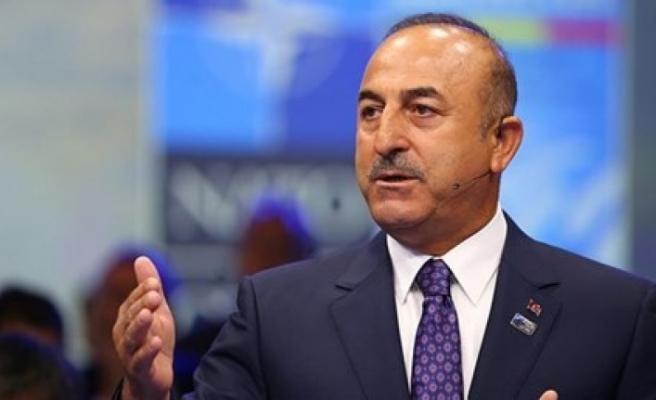 """Çavuşoğlu'ndan Anastasiadis'e sert tepki: """"Elinizden geleni yapın"""""""