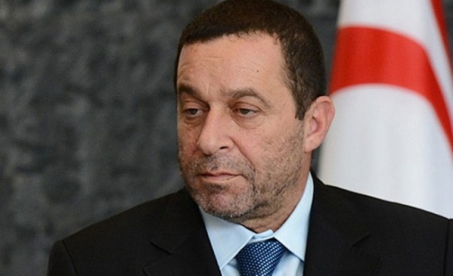 Denktaş: Başbakan'a istifa ettiğimi bildirdim
