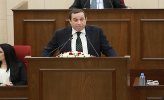 Denktaş'ın istifa mektubu basına sızdı
