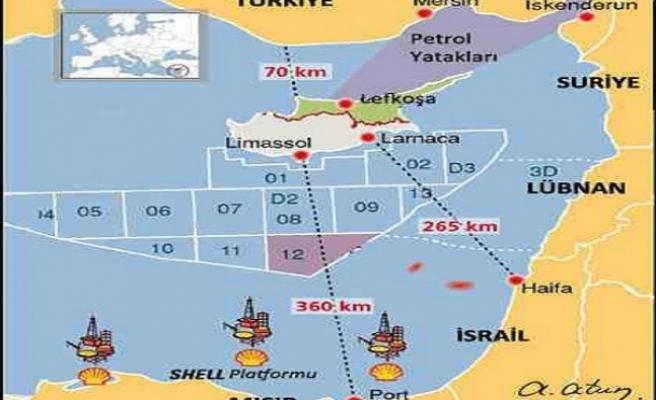"""""""Doğu Akdeniz yeni bir kriz ve mücadele alanı"""""""