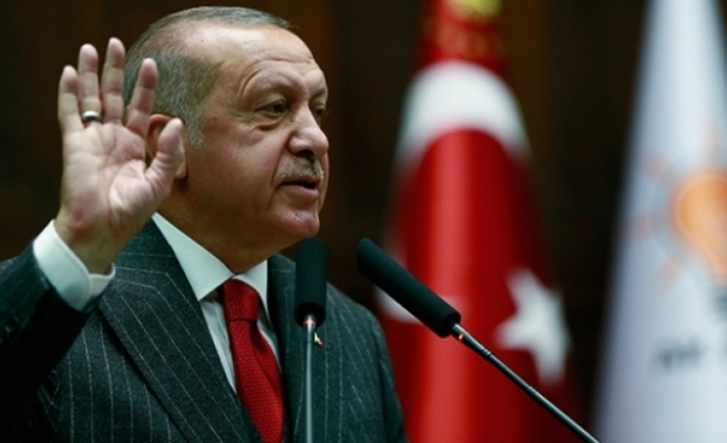 Erdoğan: Sondaj aynen devam edecek