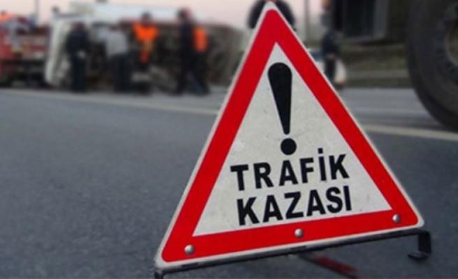 Güzelyurt'ta Trafik Kazası… Bir Kişi Ağır Yaralandı