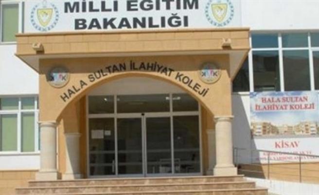 Hala Sultan İlahiyat Koleji Okul Aile Birliği Başkanı Kaynarca'dan KTOEÖS'in eylemine tepki