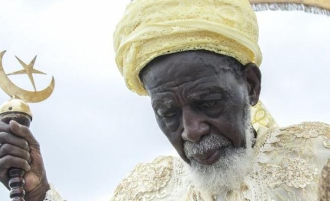 Osman Sharubutu: Hayatını dinler arası barışa adayan 100 yaşındaki Ganalı müftü
