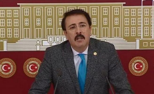 """Aydemir: """"İmamoğlu Beylikdüzü'ne Makaryos'un putunu dikti"""""""